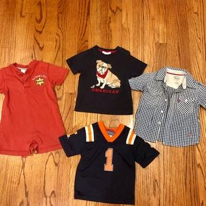 Other - 12 month boy lot (Janie and Jack, Gymboree, etc)